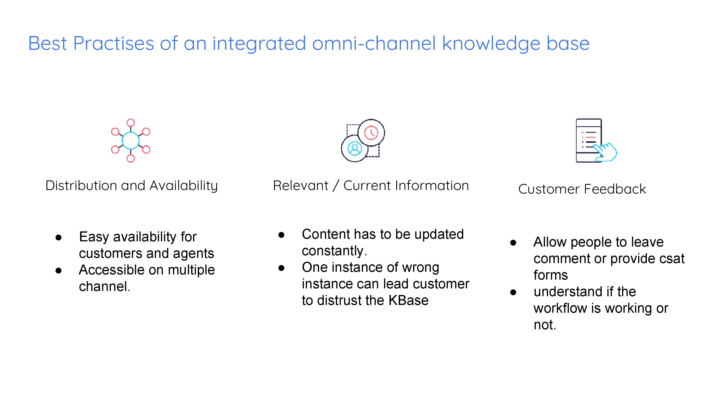 KM integration with CRM