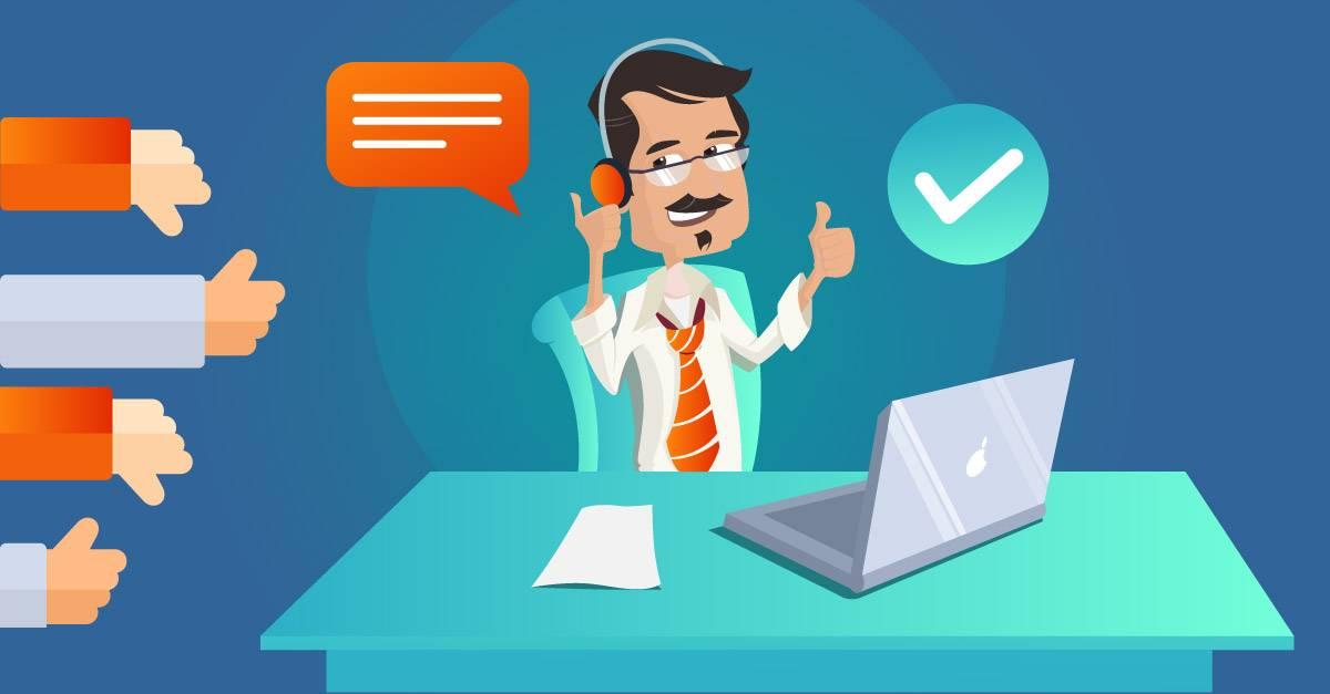 Best way to handle customer complaints